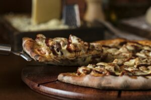 verdadeiro sabor pizza italiana